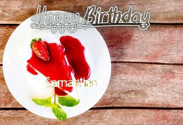 Wish Samanthan