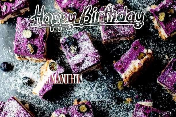 Wish Samanthia