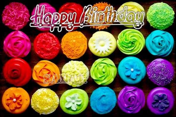 Happy Birthday to You Samar