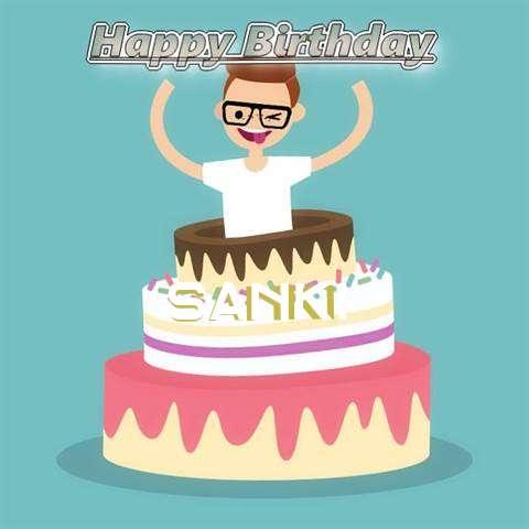 Happy Birthday Sanki