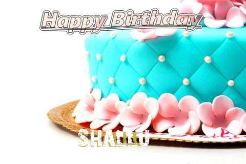 Birthday Images for Shallu
