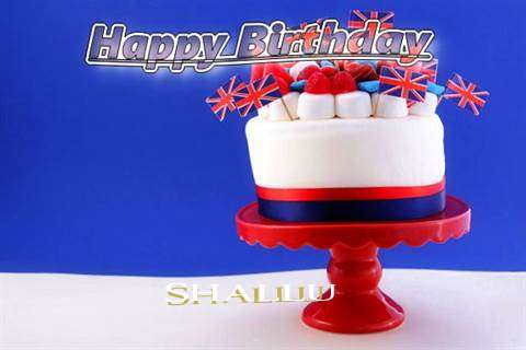Happy Birthday to You Shallu