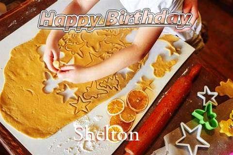 Shelton Birthday Celebration
