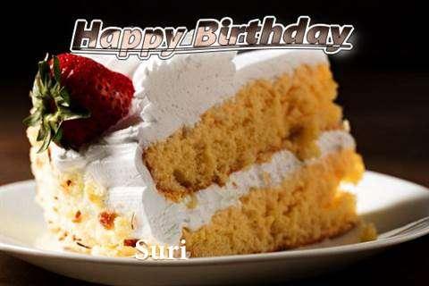Happy Birthday Suri