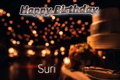 Suri Cakes