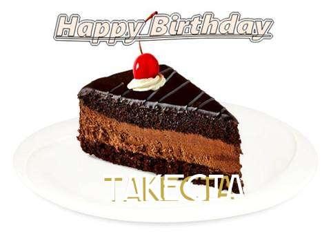 Takecia Birthday Celebration