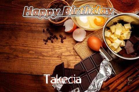 Wish Takecia