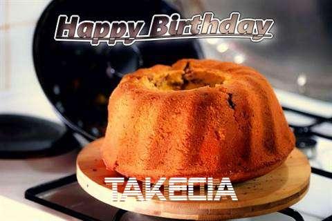 Takecia Cakes