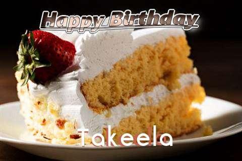 Happy Birthday Takeela