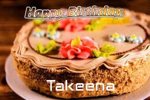 Happy Birthday Takeena