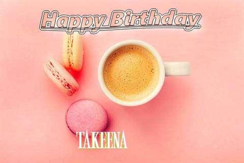 Happy Birthday to You Takeena