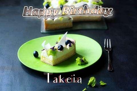 Takeia Birthday Celebration