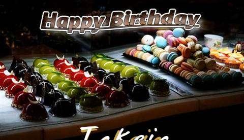 Happy Birthday Cake for Takeia