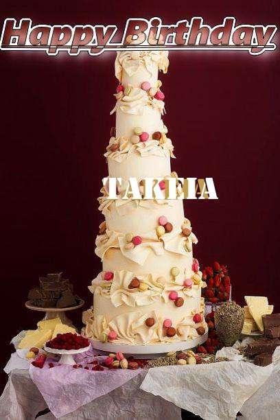 Takeia Cakes