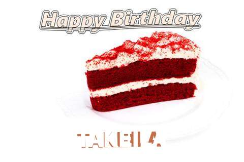 Birthday Images for Takeila