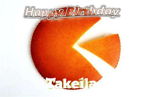 Takeila Birthday Celebration