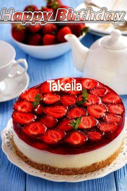 Wish Takeila