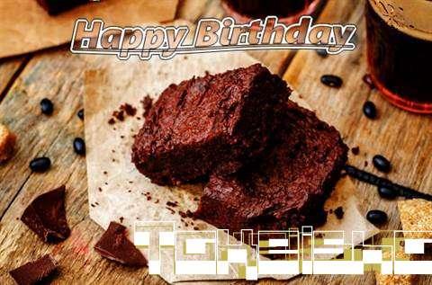 Happy Birthday Takeisha Cake Image
