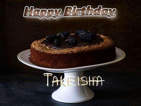 Takeisha Birthday Celebration