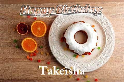 Takeisha Cakes