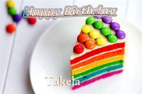 Takela Birthday Celebration