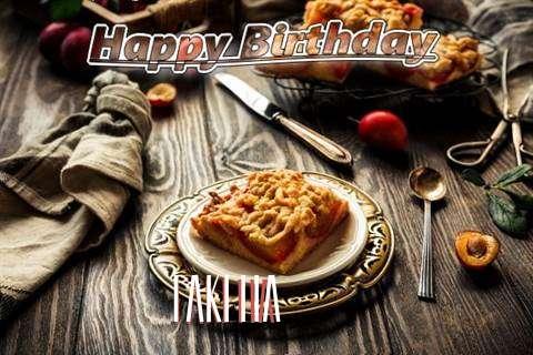 Takelia Cakes