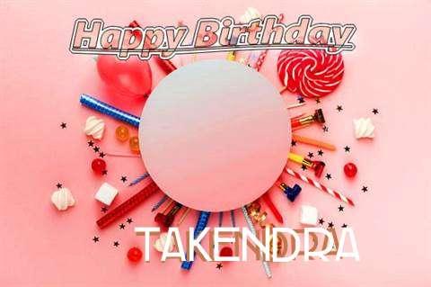 Takendra Cakes