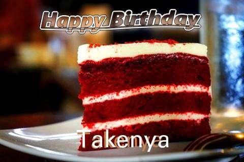 Happy Birthday Takenya