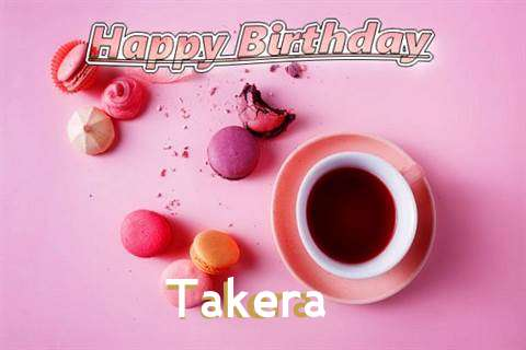 Happy Birthday to You Takera