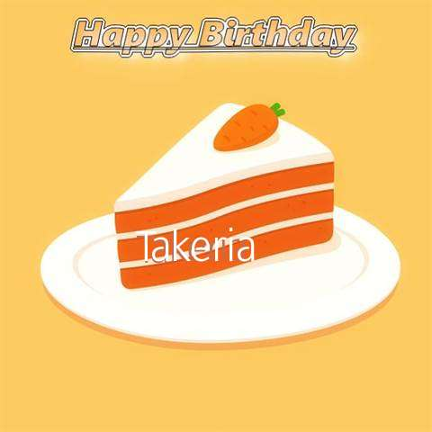 Birthday Images for Takeria