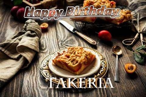 Takeria Cakes