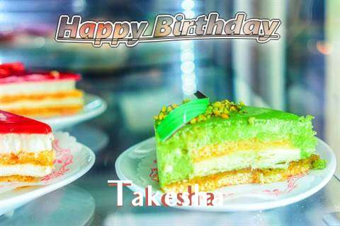 Takesha Birthday Celebration
