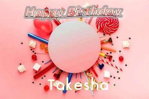 Takesha Cakes