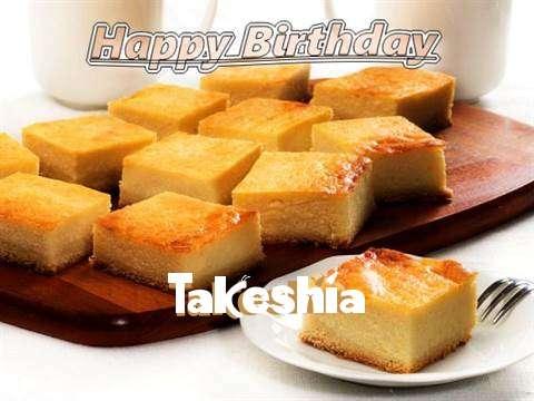 Happy Birthday to You Takeshia