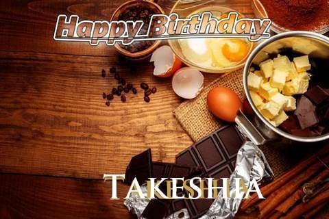 Wish Takeshia