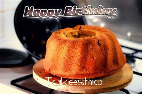 Takeshia Cakes
