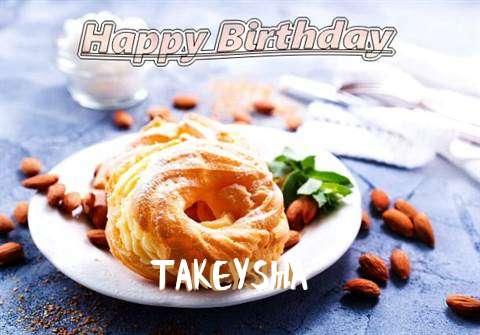 Takeysha Cakes