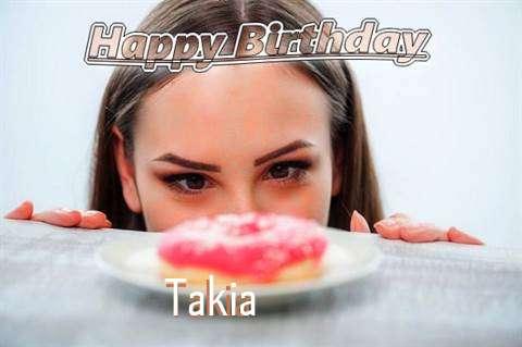 Takia Cakes