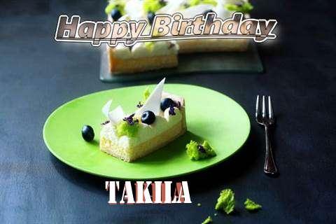 Takila Birthday Celebration