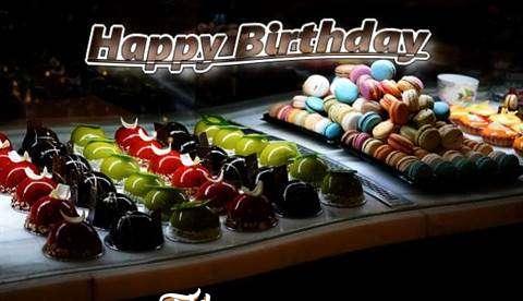 Happy Birthday Cake for Takila