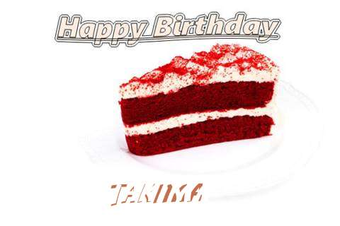 Birthday Images for Takima