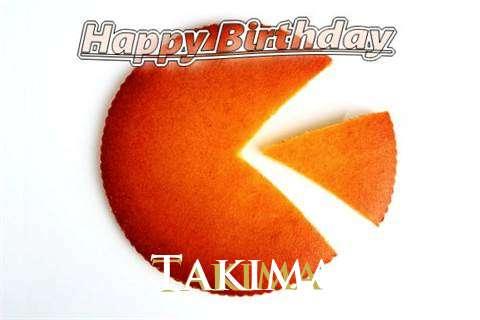 Takima Birthday Celebration