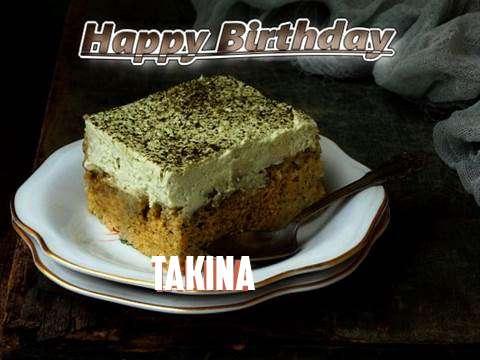 Happy Birthday Takina