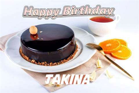 Happy Birthday to You Takina