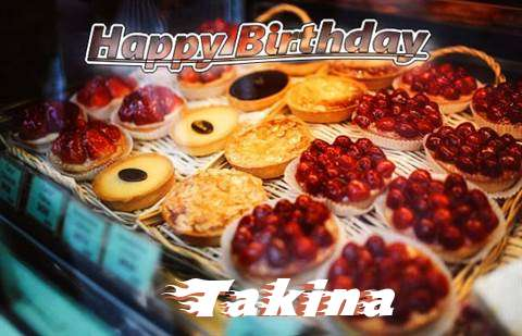 Happy Birthday Cake for Takina