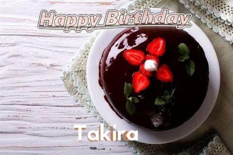 Takira Cakes