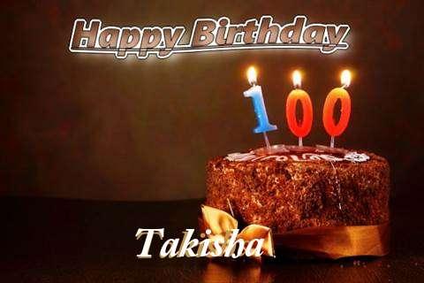 Takisha Birthday Celebration