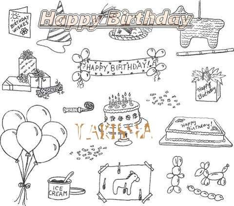 Happy Birthday Cake for Takisha