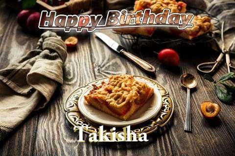 Takisha Cakes