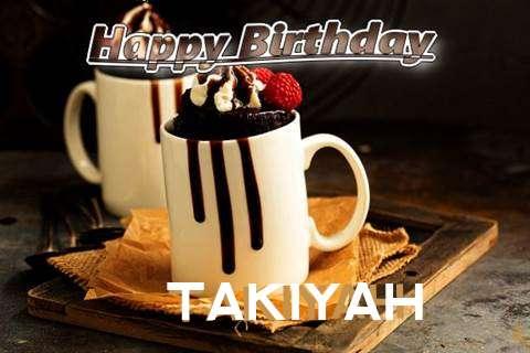 Takiyah Birthday Celebration